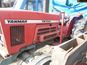 Máy Cày Yanmar YM7000