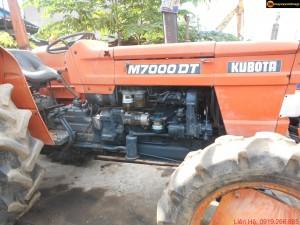Máy Cày Kubota M7000DT