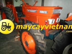 May Cay Kubota M7000-DT