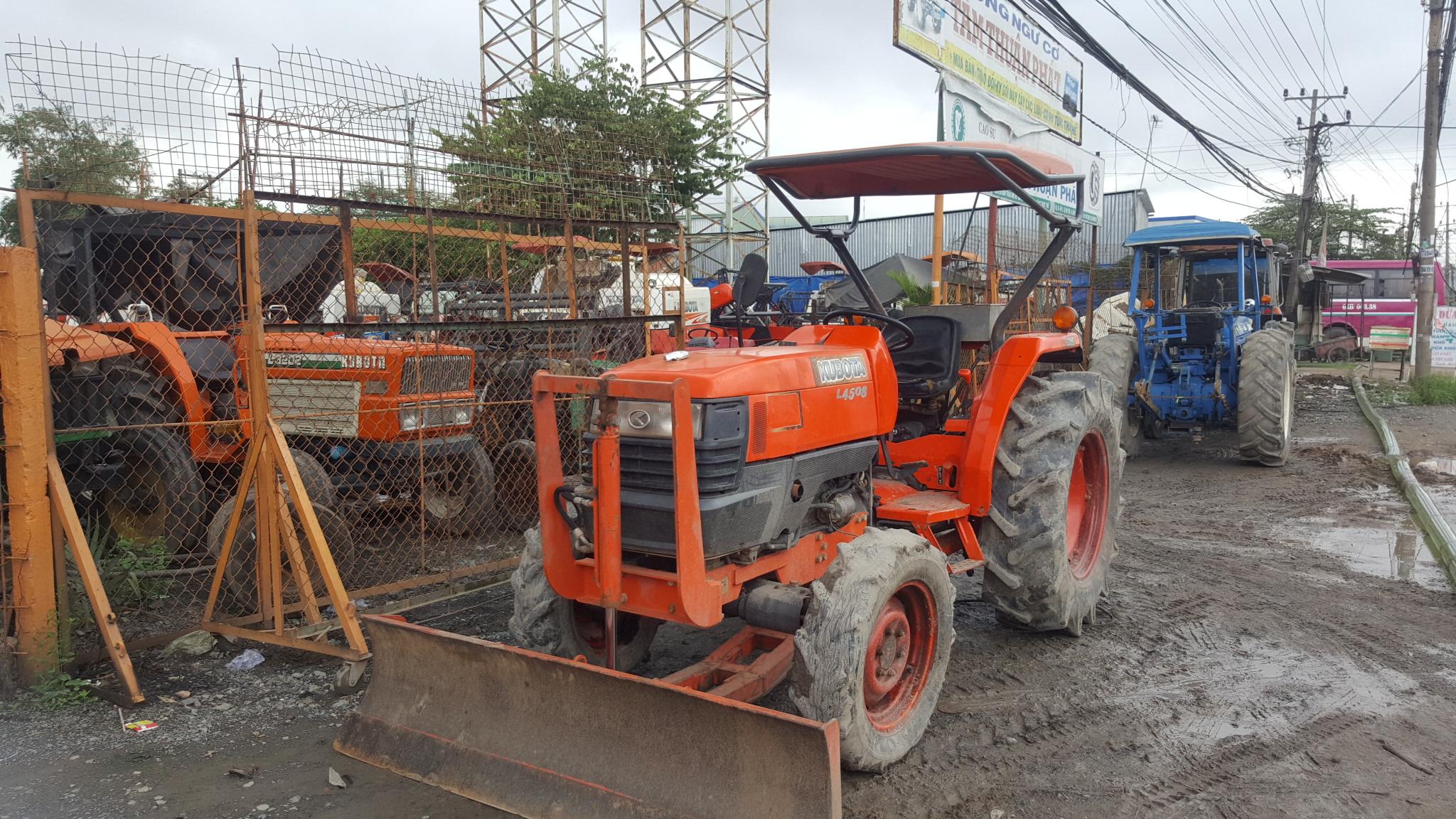 Kubota L4508 Thai